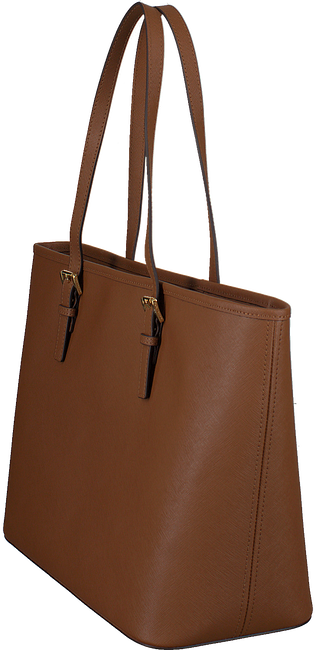 Cognac MICHAEL KORS Shopper T Z TOTE - large