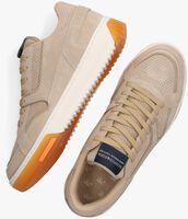 Beige SCOTCH & SODA Lage sneakers NEW CUP  - medium