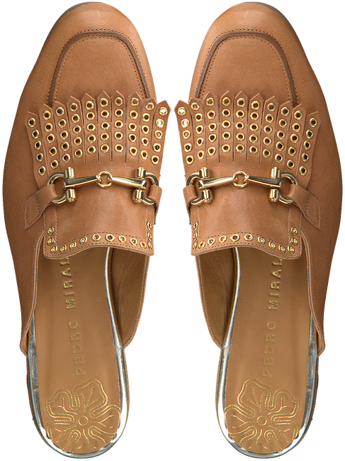 Cognac PEDRO MIRALLES Loafers 18036  - large