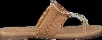 Gouden OMODA Slippers 17981  - medium