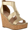 gouden UGG Sandalen WHITNEY METALLIC  - small