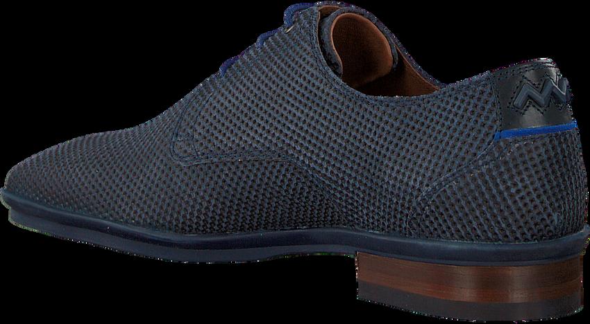 Blauwe FLORIS VAN BOMMEL Nette schoenen 18120  - larger