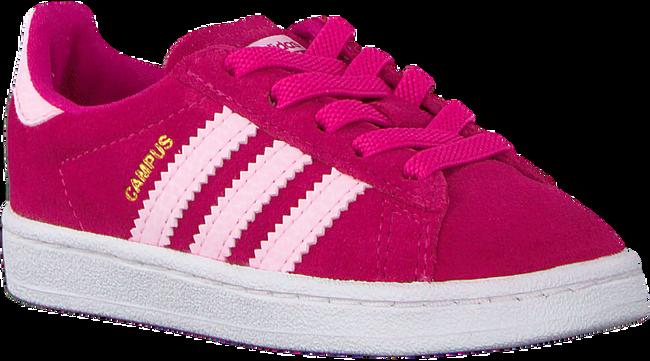 Roze ADIDAS Sneakers CAMPUS EL I - large