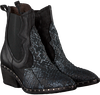 Zwarte A.S.98 Chelsea boots 268212 - small