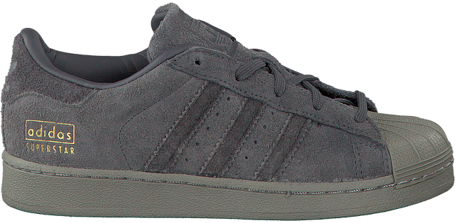 Grijze ADIDAS Sneakers SUPERSTAR C - large