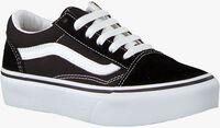 Zwarte VANS Sneakers OLD SKOOL PLATFORM TD - medium
