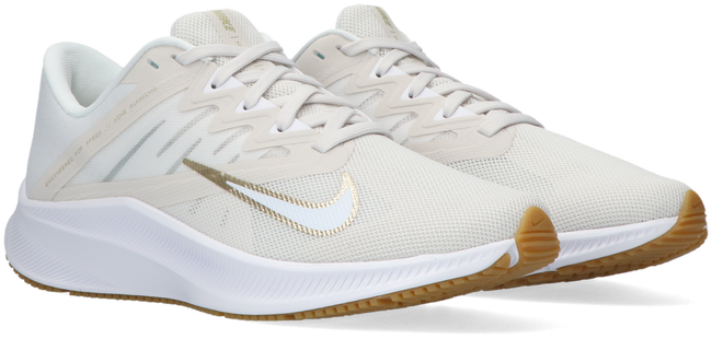 Beige NIKE Lage sneakers QUEST 3 WMNS - large