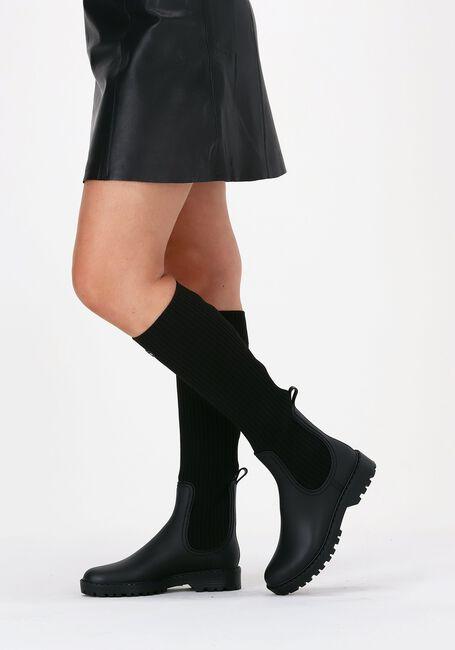 Zwarte UNISA Hoge laarzen ALERCE  - large