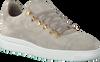 Grijze NUBIKK Sneakers YEYE SUEDE MEN  - small