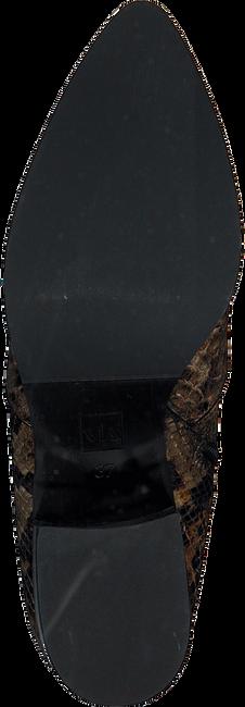 Bruine VIA VAI Enkellaarzen 5115099 - large