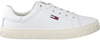 Witte TOMMY HILFIGER Lage sneakers COOL TOMMY JEANS SNEAKER WMNS  - small