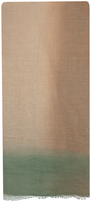 Groene ROMANO SHAWLS AMSTERDAM Sjaal 64750 - large