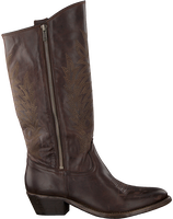 Bruine CATARINA MARTINS Cowboylaarzen BENDITA ZIP HIGH  - medium