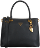 Zwarte GUESS Handtas DESTINY SOCIETY CARRYALL  - small