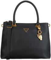 Zwarte GUESS Handtas DESTINY SOCIETY CARRYALL  - medium