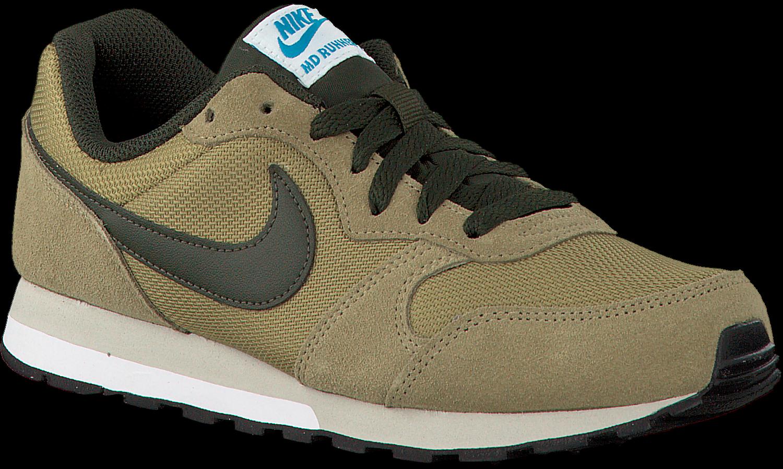 half off 4273a 26bc1 Groene NIKE Sneakers MD RUNNER 2 (GS) Omoda nl