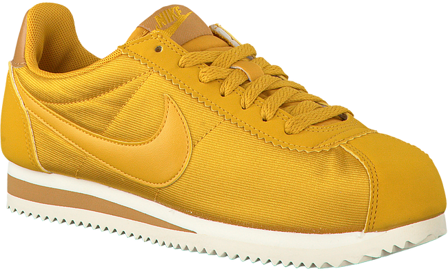 Gele NIKE Sneakers CLASSIC CORTEZ NYLON WMNS - large