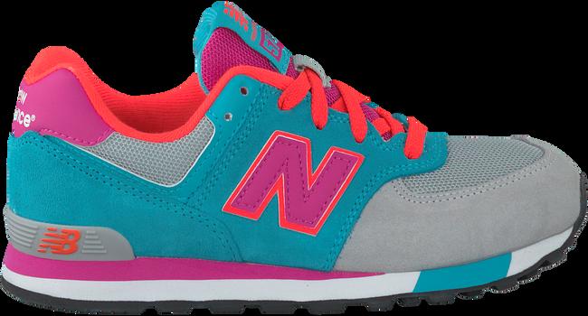 Grijze NEW BALANCE Sneakers KV574  - large