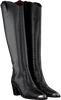 Zwarte BRONX Hoge laarzen NEW-AMERICANA 14198  - small