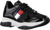 Zwarte TOMMY HILFIGER Lage sneakers 30818  - small