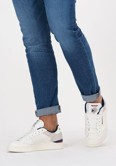 Witte REEBOK Lage sneakers AD COURT MEN  - large