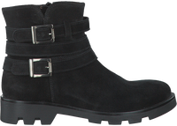 Zwarte OMODA Lange laarzen B890  - medium