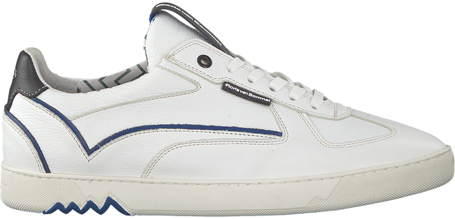Witte FLORIS VAN BOMMEL Sneakers 16342  - large