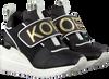 Zwarte MICHAEL KORS Sneakers ZIA-NEO DEBO - small