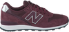 Rode NEW BALANCE Sneakers WR996 WMN  - small