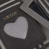 Zwarte LOULOU ESSENTIELS Portemonnee SLB6XS127S - small