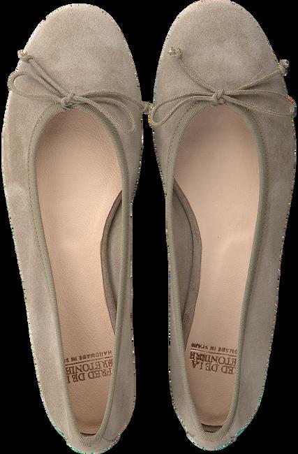Beige FRED DE LA BRETONIERE Ballerina's 140010008 - large