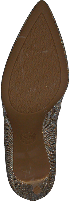Gouden MICHAEL KORS Pumps DOROTHY FLEX PUMP  - large