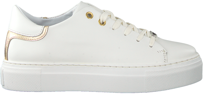 Witte VERTON Lage sneakers J4850E  - large