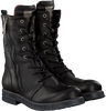 Zwarte REPLAY Veterboots EVY  - small