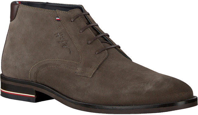 Taupe TOMMY HILFIGER Nette schoenen SIGNATURE HILFIGER BOOT  - large