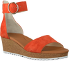 Oranje PAUL GREEN Sandalen 7386  - small