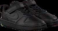 Zwarte NIKE Lage sneaker COURT BOROUGH LOW 2 (PS) - medium