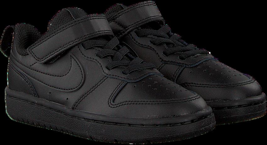 Zwarte NIKE Lage sneaker COURT BOROUGH LOW 2 (PS) - larger