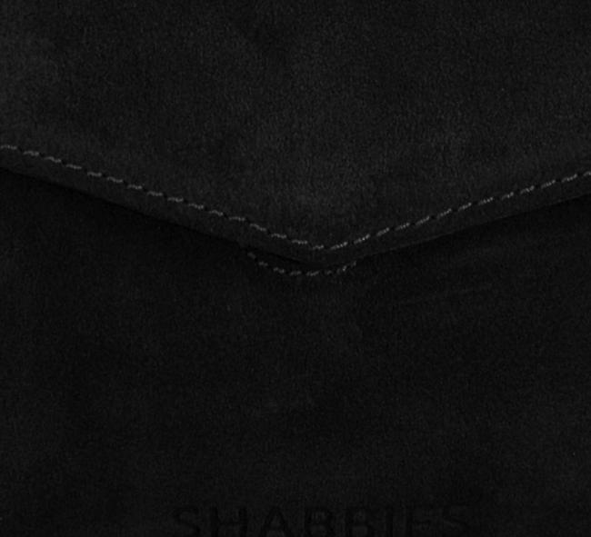 Zwarte SHABBIES Schoudertas 26102069  - large