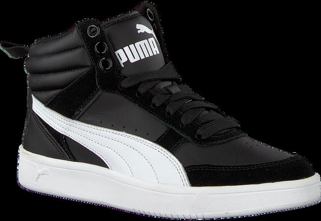 Zwarte PUMA Sneakers PUMA REBOUND STREET V2 JR - large