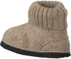 Beige BERGSTEIN Pantoffels COZY - small