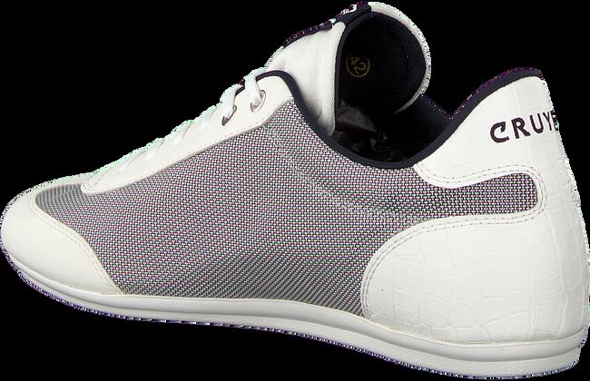 Witte CRUYFF CLASSICS Sneakers RECOPA EMBLEMA  - large