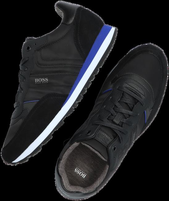 Zwarte BOSS Sneakers PARKOUR RUNN MX  - large