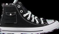 Zwarte CONVERSE Hoge sneaker CHUCK TAYLOR ALL STAR POCKET HI - medium