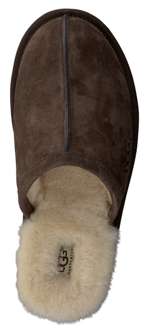 Bruine UGG Pantoffels SCUFF  - large