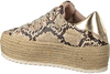 Beige GUESS Lage sneakers MARILYN  - small