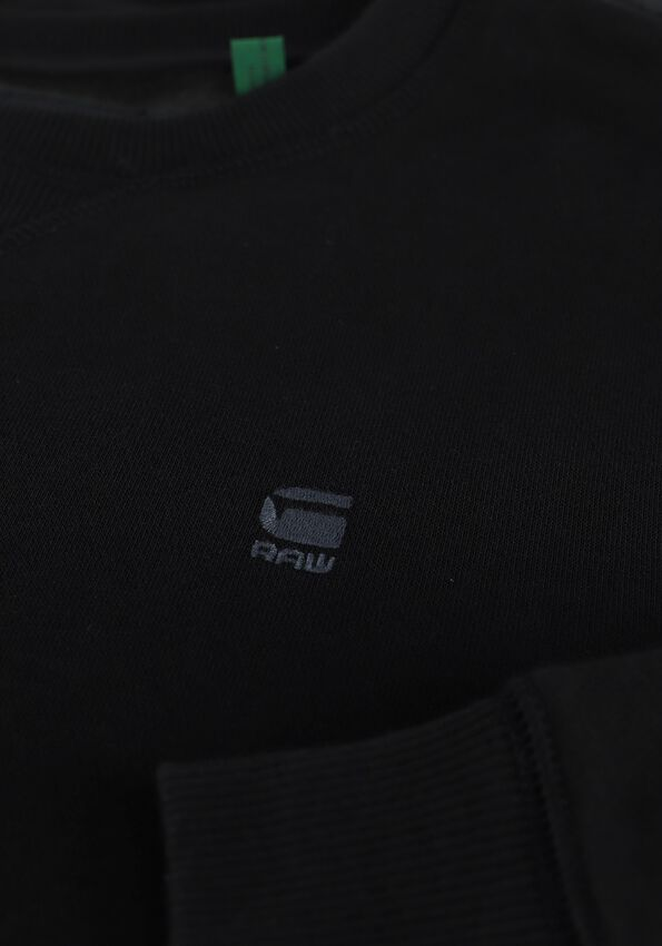 Zwarte G-STAR RAW Sweater C235 - PACIOR SWEAT R  - larger