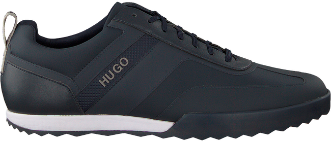 Blauwe HUGO Sneakers MATRIX LOWP NYLT  - large