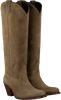 Taupe SENDRA Cowboylaarzen 6592  - small