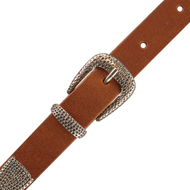 Zilveren LEGEND Riem 20223  - large